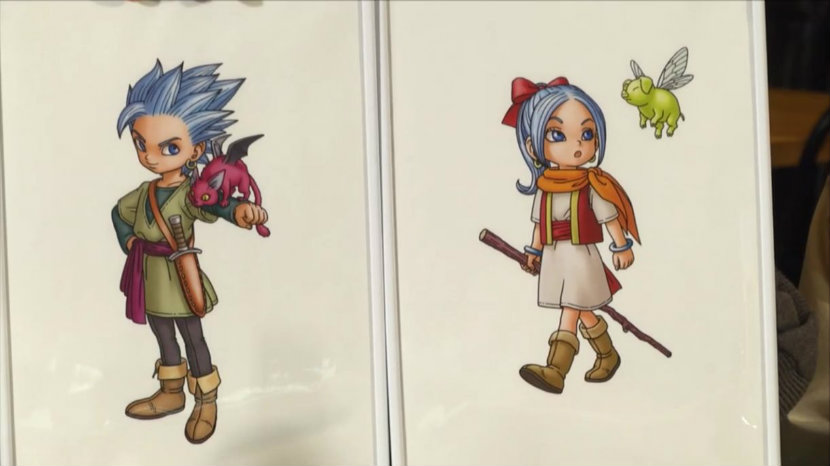 dragon quest monsters ps4 characters