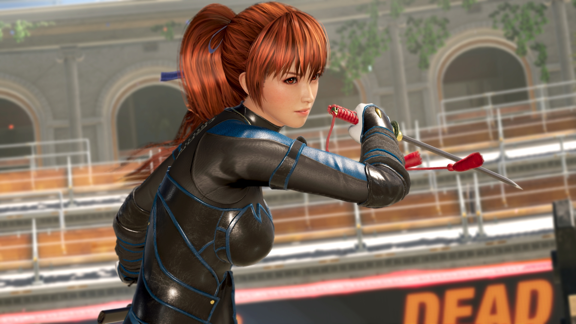 dead or alive 6 lobbies