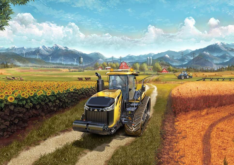 Farming Simulator Accessibility