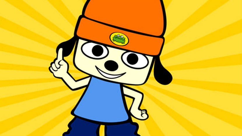parappa the rapper 3 title