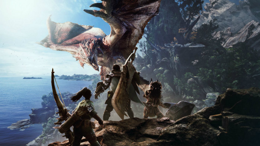 ps4 to ps5 monster hunter world