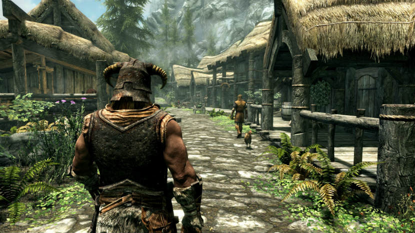 ps4 to ps5 skyrim