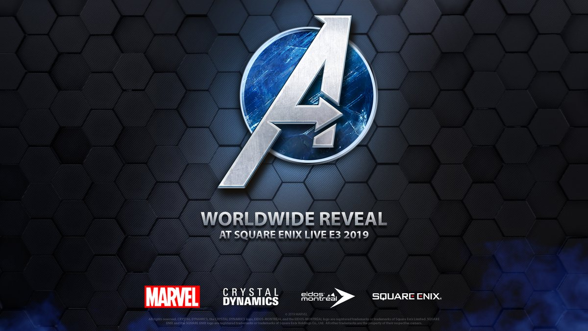 Marvel's Avengers Will Be Shown During Square Enix's Panel At E3 2019