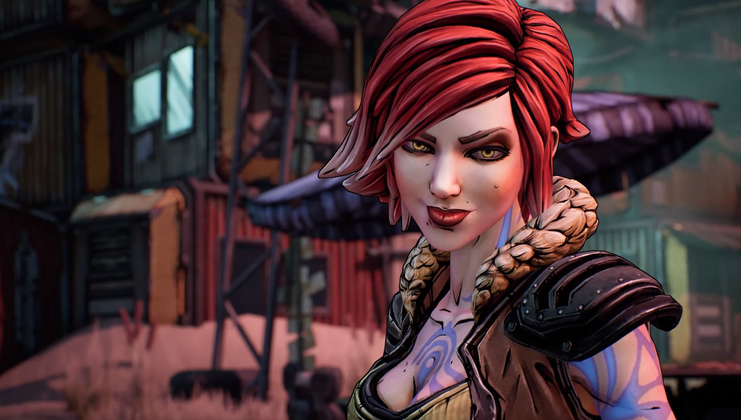 Borderlands 2 DLC commander lilith and the fight for sanctuary E3 2019