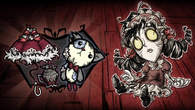 Don't Starve Together Update Refreshes Willow