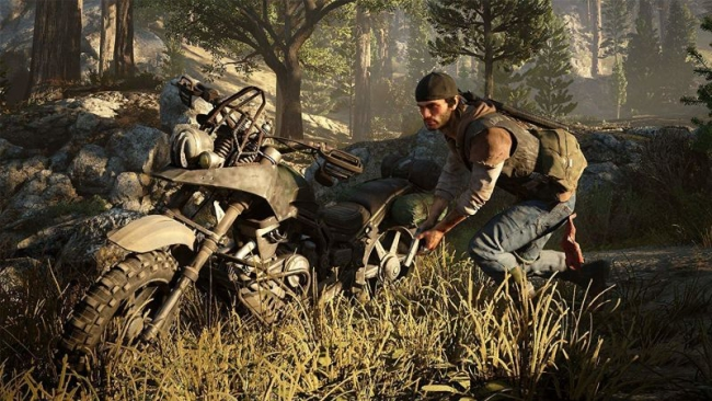 Days Gone Open World Was Designed by a Team of 6 People