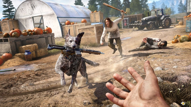 Far Cry 5 Sales Make It Ubisoft's Best-Selling Game This Generation