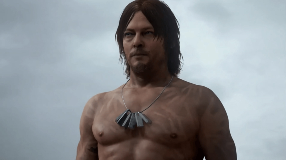 More Death Stranding Norman Reedus Info Given at Tribeca - You'll Play as Sam Bridges and Norman Reedus