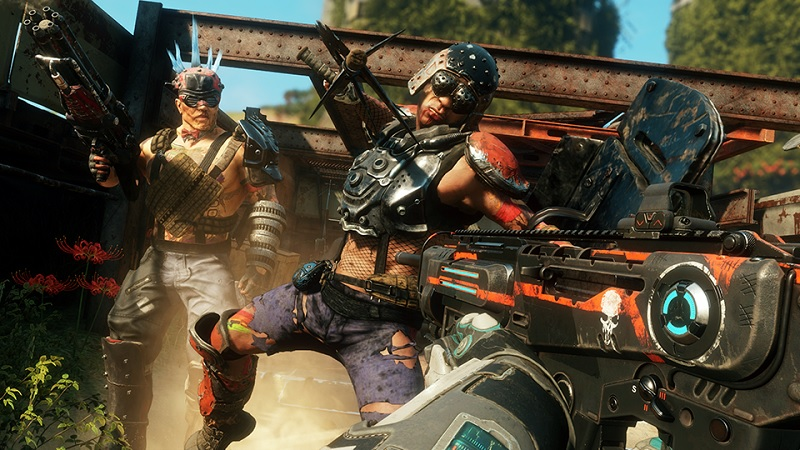 RAGE 2 Frame Rates and Visual Features Revealed as the Game Goes Gold