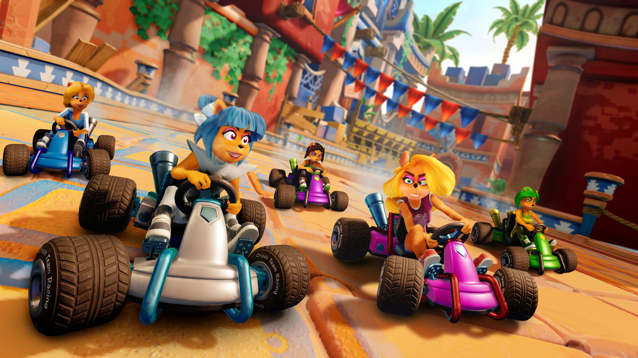 crash team racing dlc