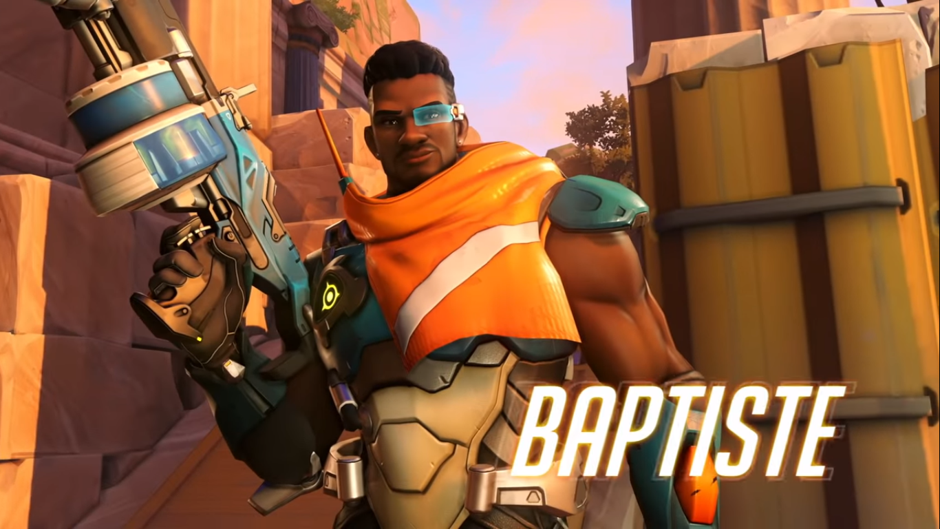 Overwatch Short Story Centered Around Baptiste Released