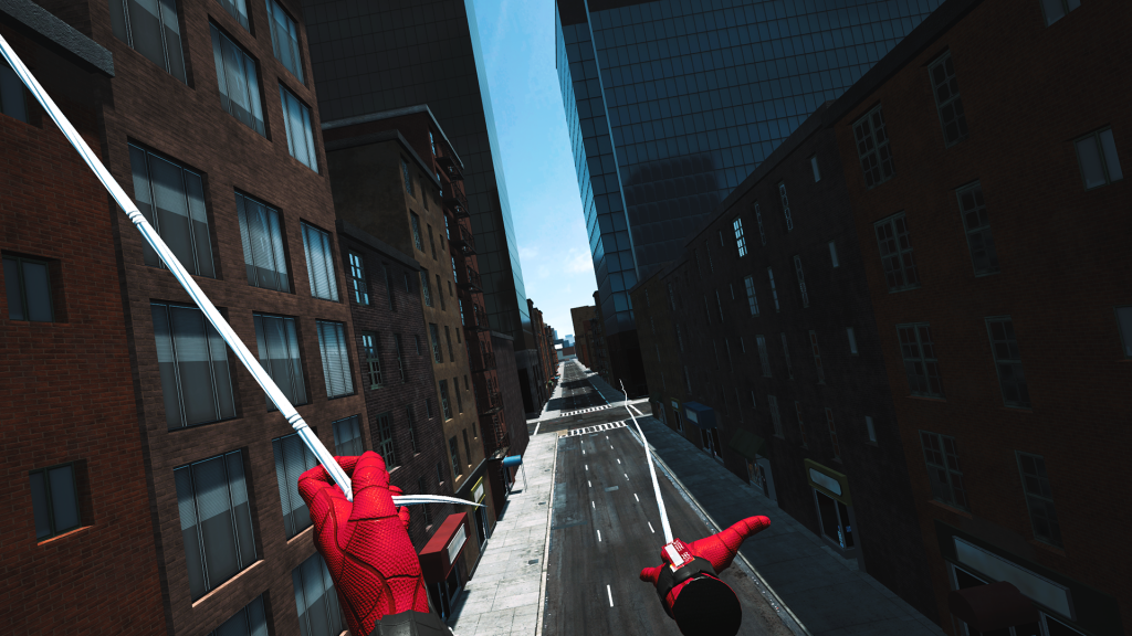 Spider Man Far From Home VR