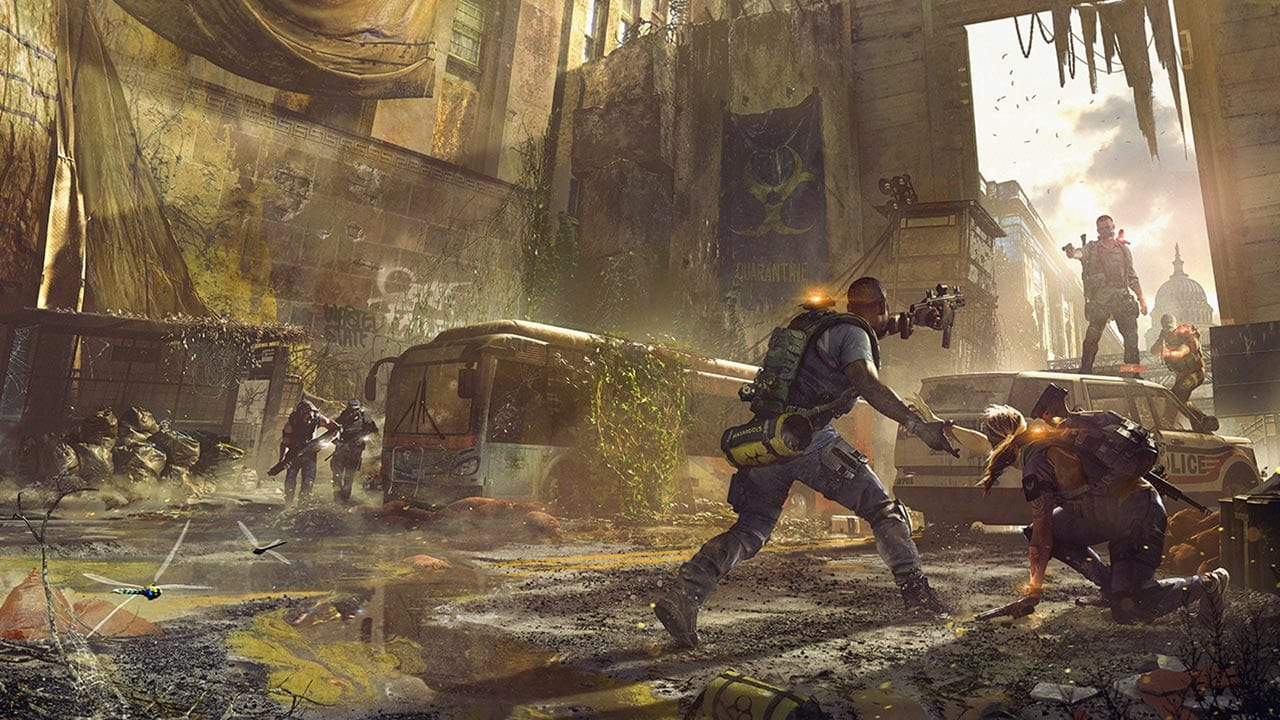 The Division 2 Update 3.1 Ends An Armor Exploit
