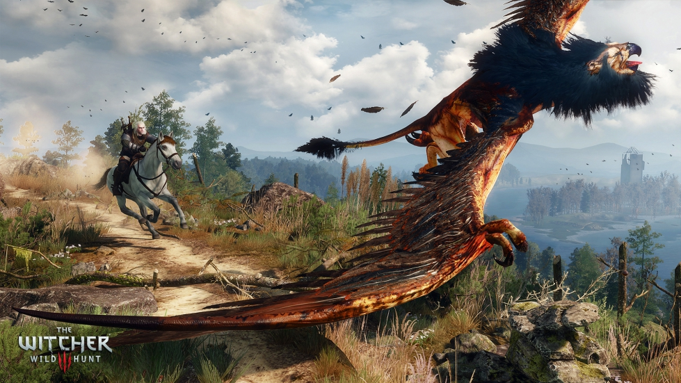 The Witcher 3 Hit Another Major Sales Milestone
