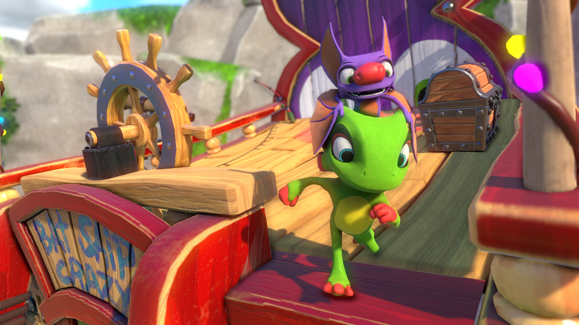 Playtonic Games Teases A New Game Announcement