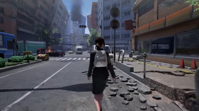 disaster report 4 summer memories western release
