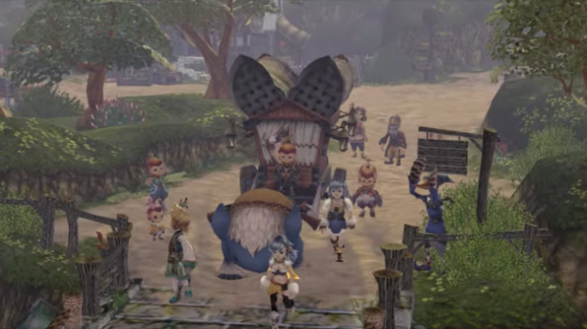 final fantasy crystal chronicles remastered edition release window