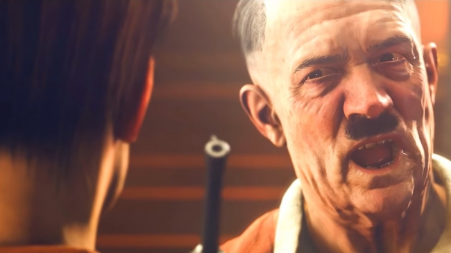 Don't Expect a Wolfenstein Youngblood Hitler Cameo, He's