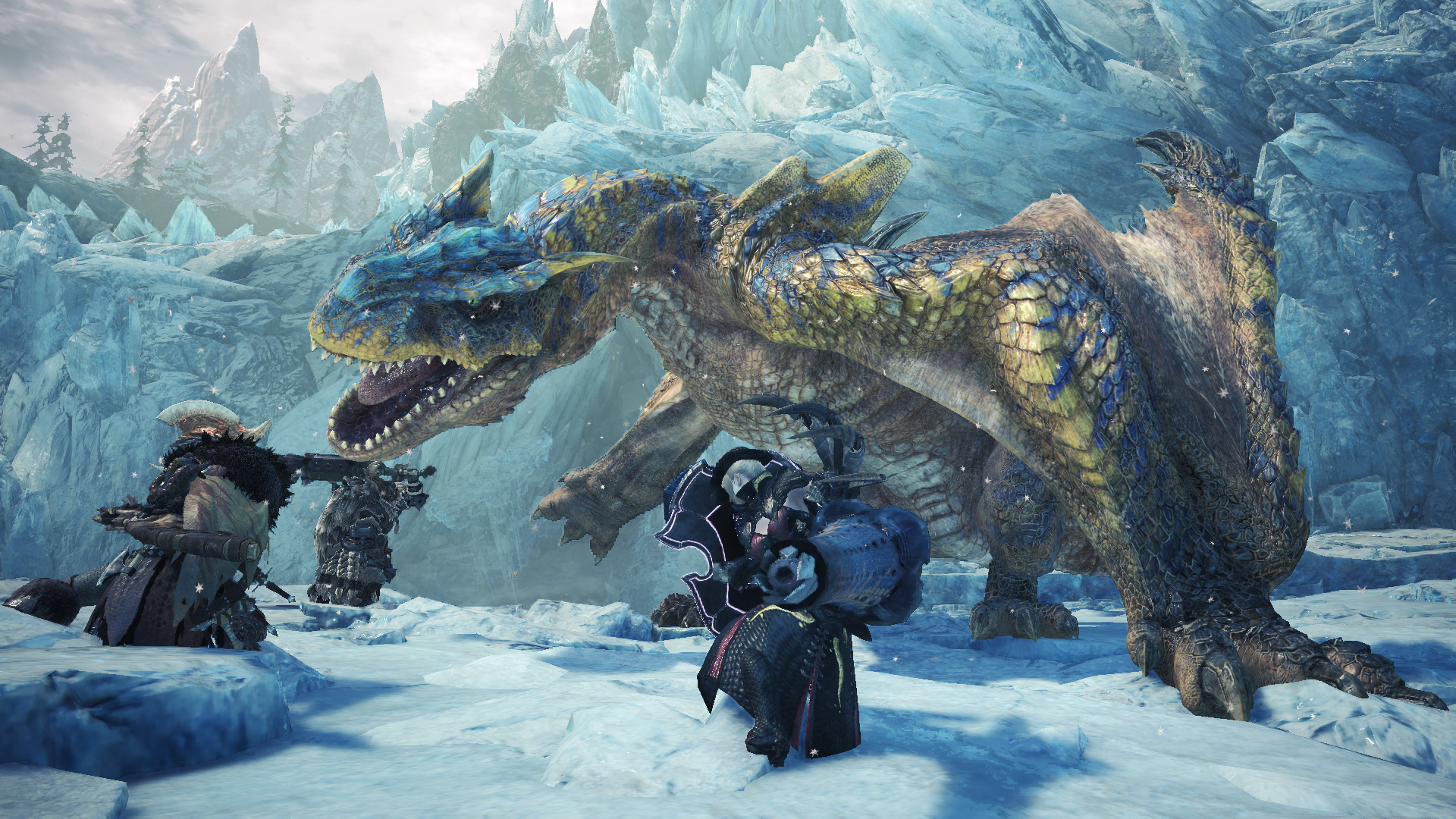 Monster Hunter World Iceborne Preview