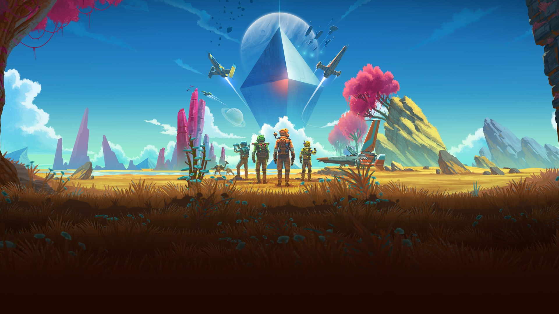 Hello Games Thought No Man's Sky Would Be a 'Niche Game'