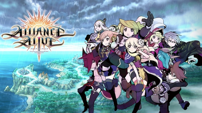 the alliance alive hd remastered release date