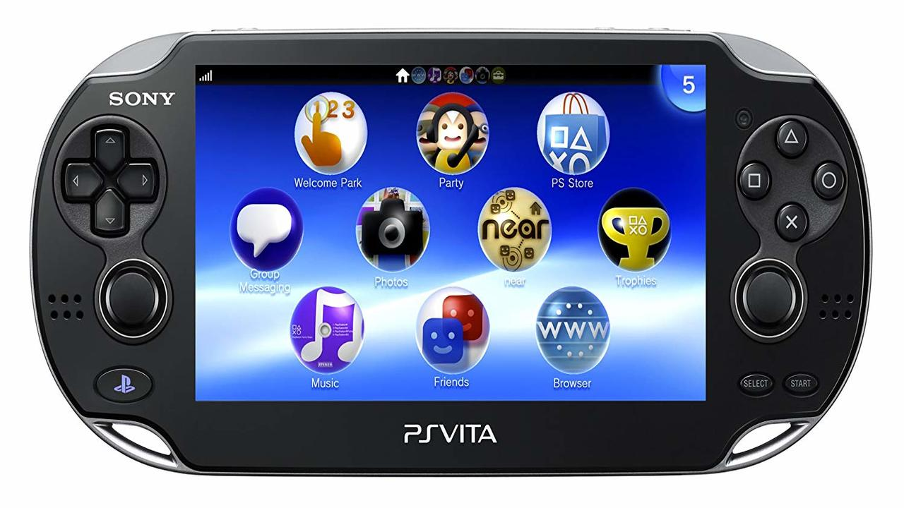 Sony Releases Another PlayStation Vita Firmware Update