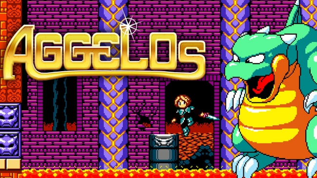 Save a Kingdom from Annihilation in Retro 2D Platformer Aggelos, Out Now on PS4