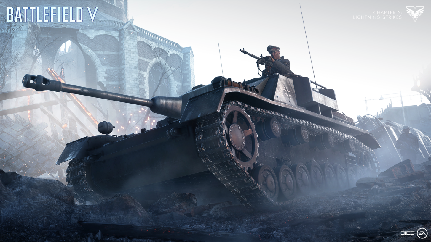 Battlefield V Update 4.2 Aims to Fix Invisible Player Bug, Improve Stability