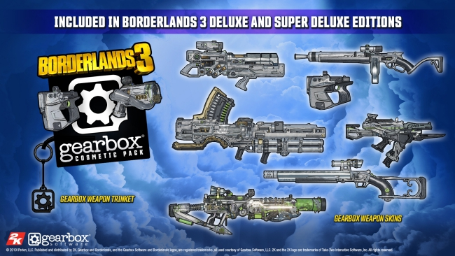 borderlands 3 bonus content