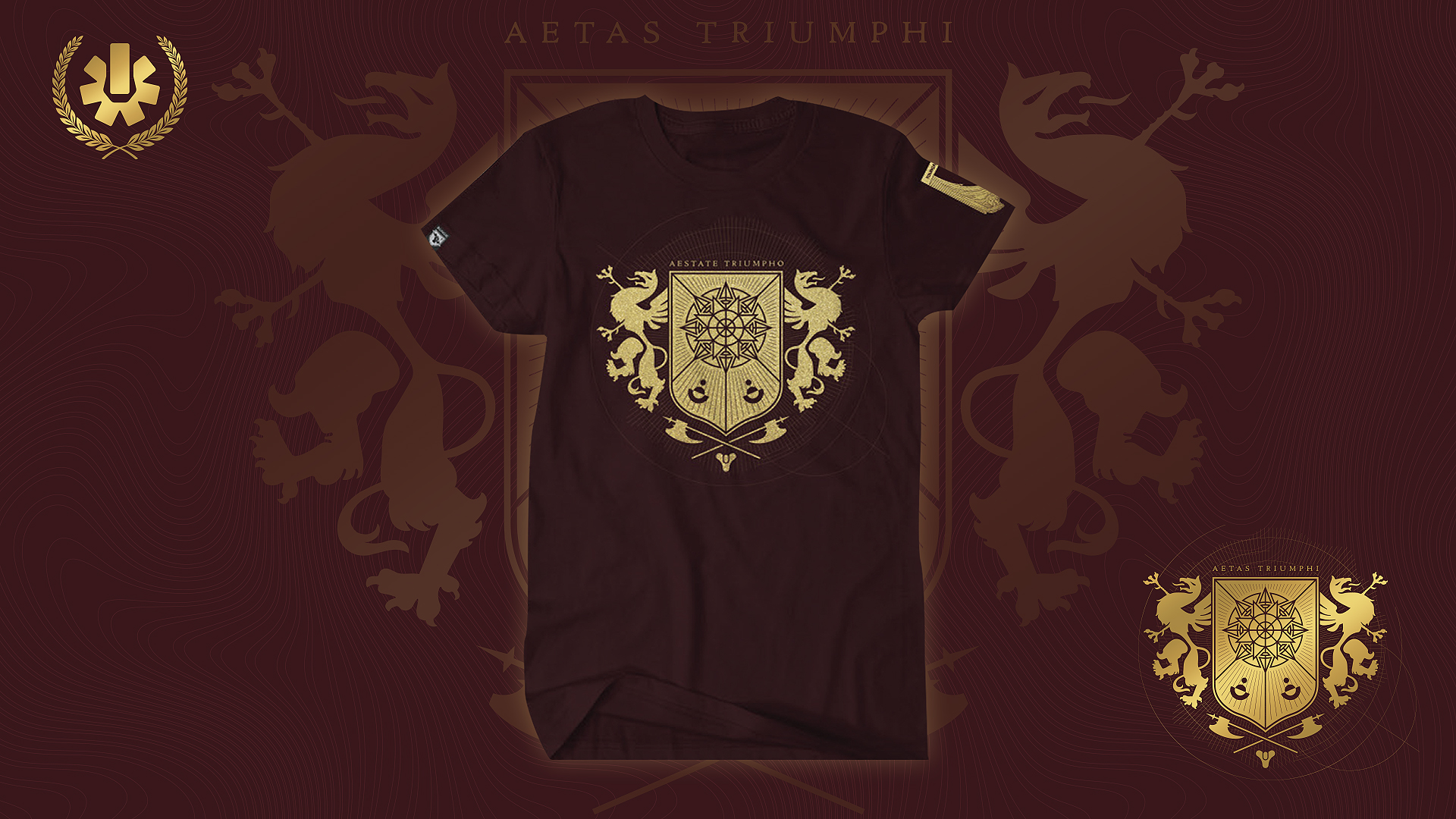 Destiny 2 moments of triumph year 2 shirt rewards