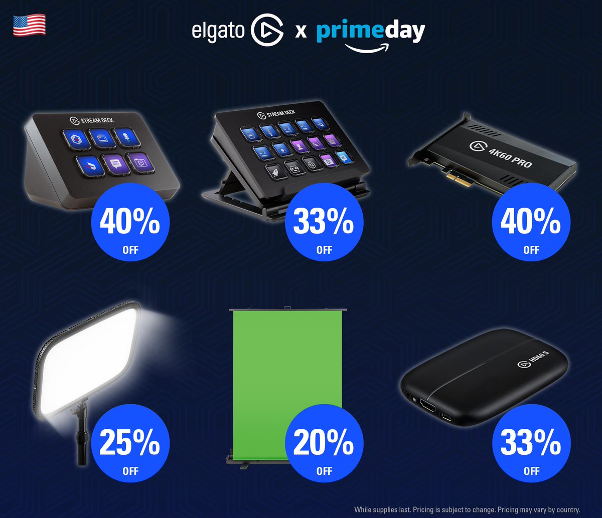 Check Out These Elgato Amazon Prime Day Deals for Streaming Gear