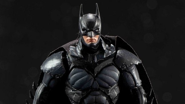 Hiya Toys Adds an Enhanced Batman to Its Line of Injustice 2 Figurines