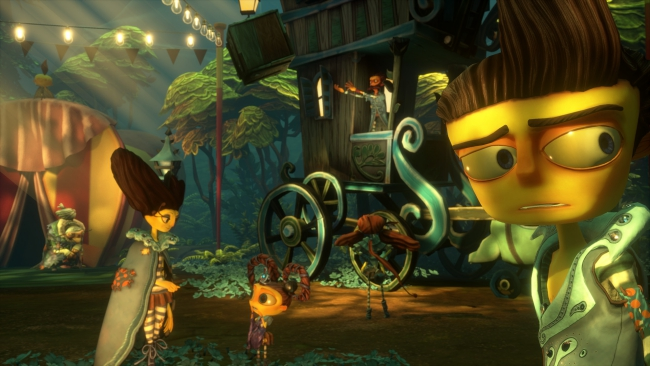 Double Fine Pushes Psychonauts 2 to an Unspecified 2020 Release Date