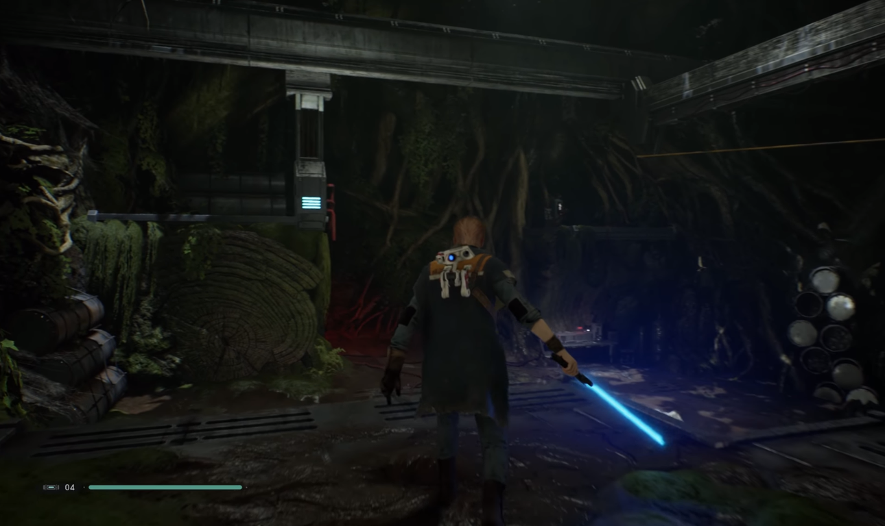 Changes Have Been Made To The Star Wars Jedi Fallen Order Lightsaber
