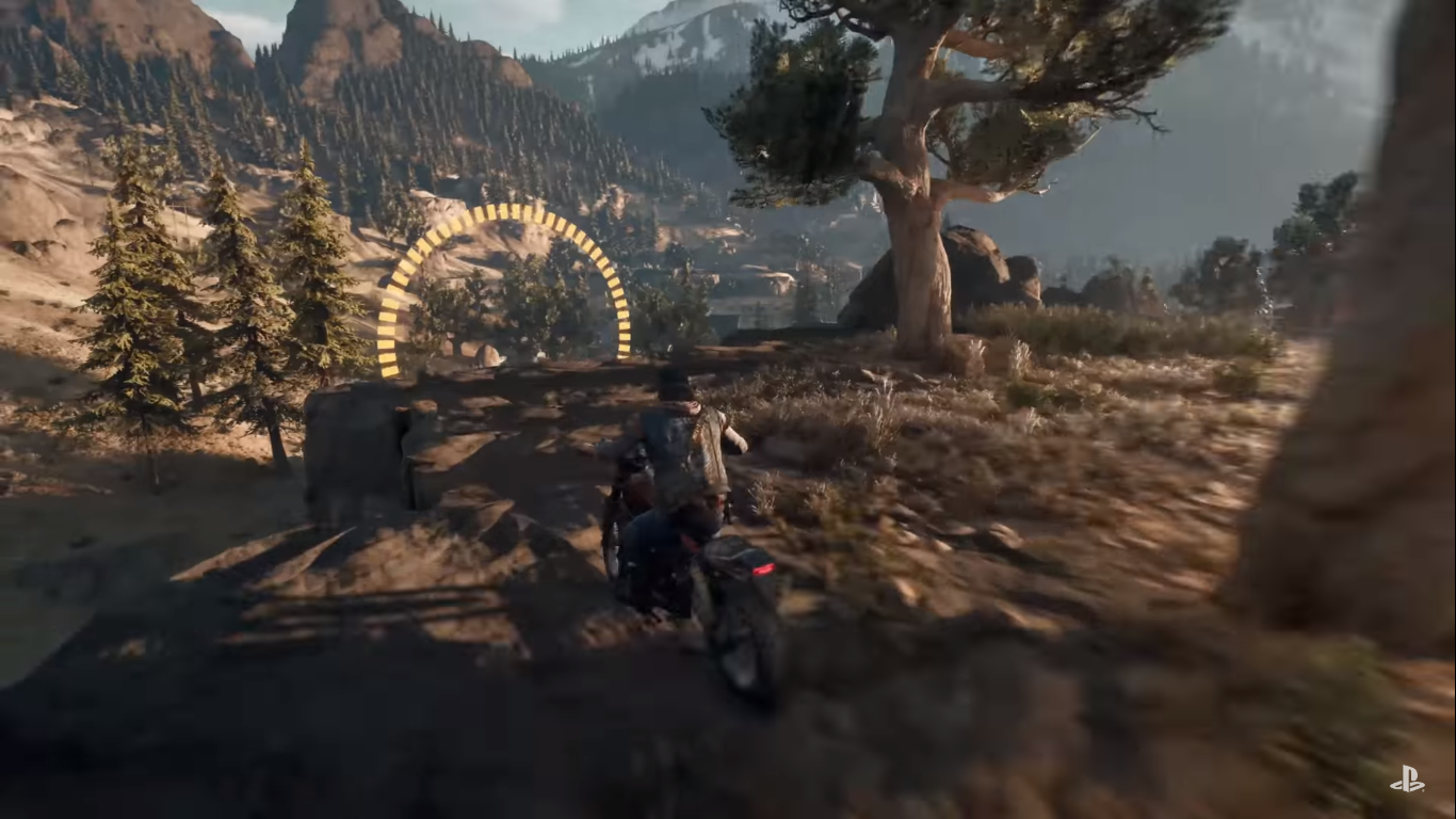 New Days Gone Weekly DLC Adds the Game's First Bike Challenge