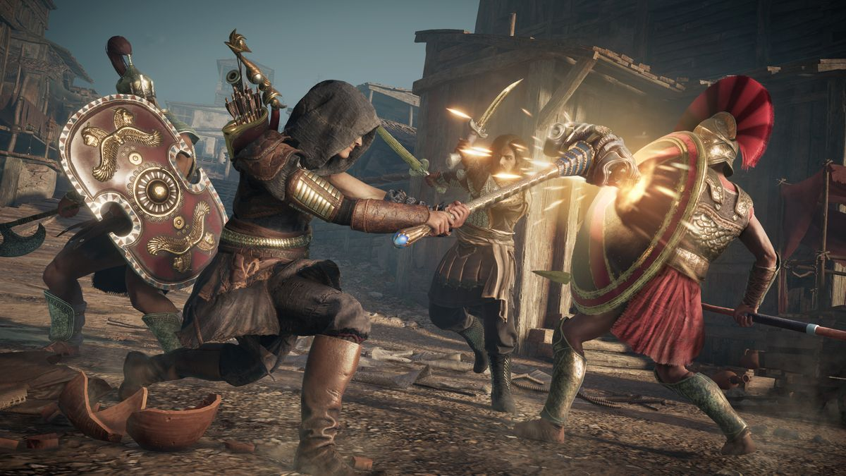 Ubisoft is Banning Player-Created Assassin's Creed Odyssey XP Farming Quests
