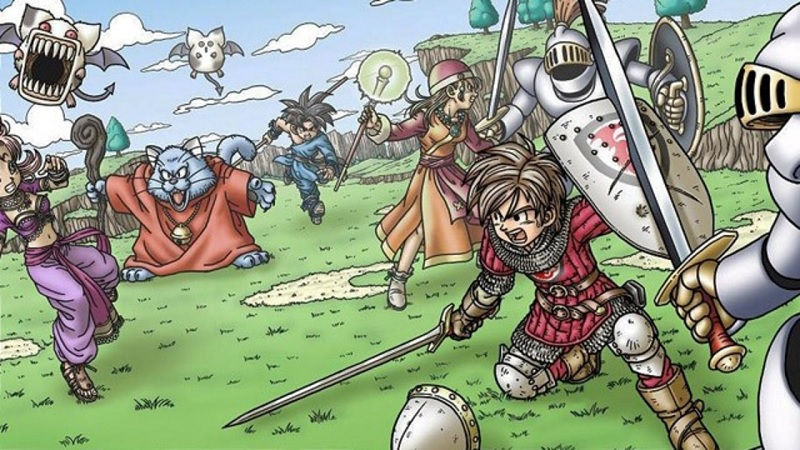 Dragon Quest IX Devs Are Looking Into a Remake and Pondering Over Platforms