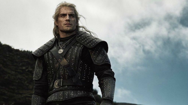 the witcher sdcc