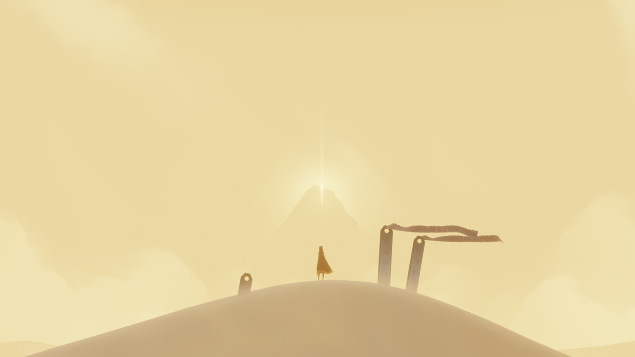 The PlayStation Classics: Journey