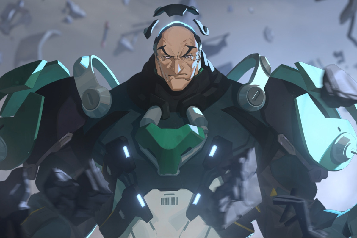 Introducing the Overwatch New Hero Named Sigma