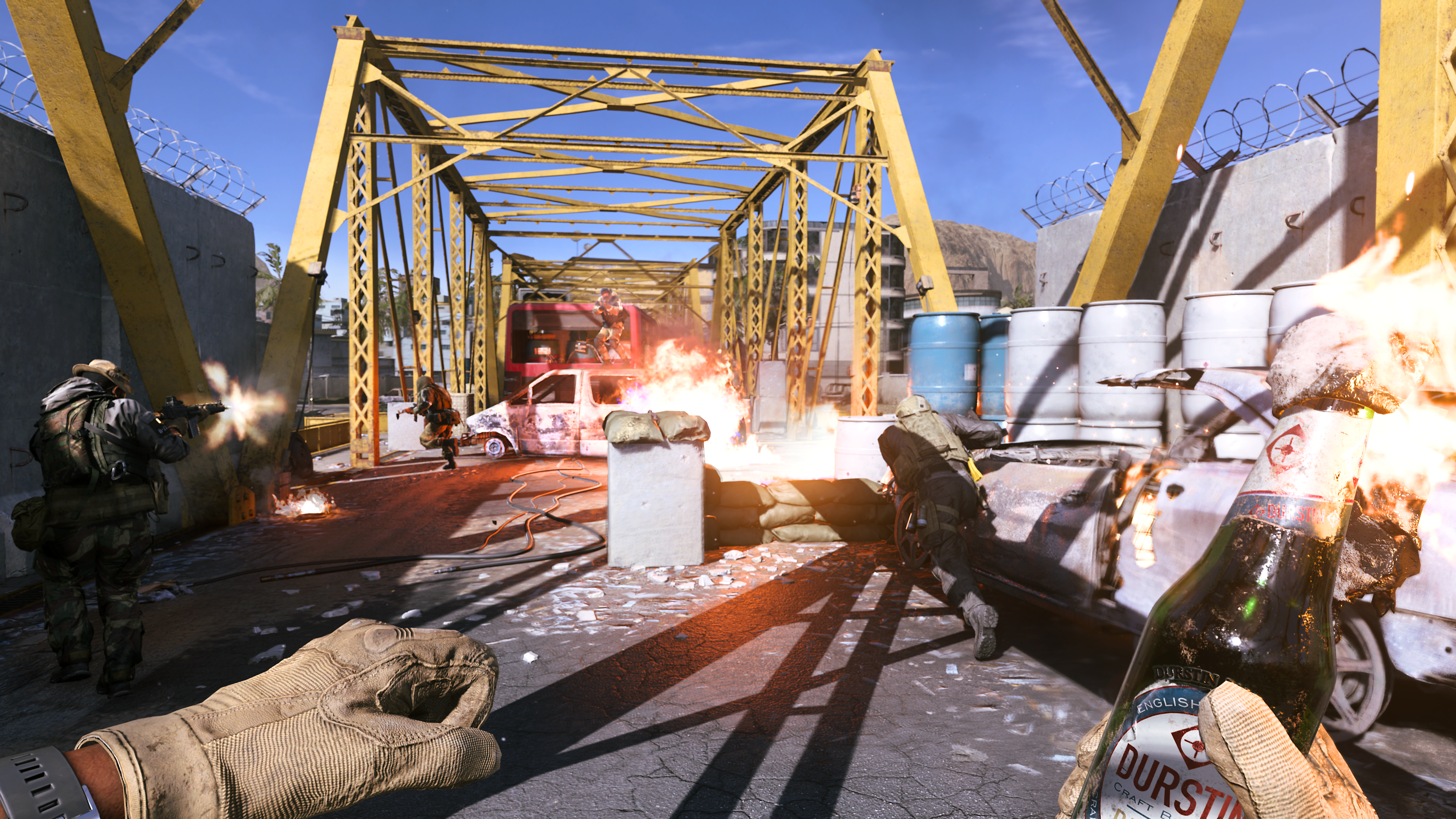 Call of Duty Modern Warfare multiplayer preview (2)