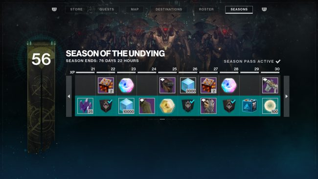 Destiny 2 season pass battle pass seasonal updates