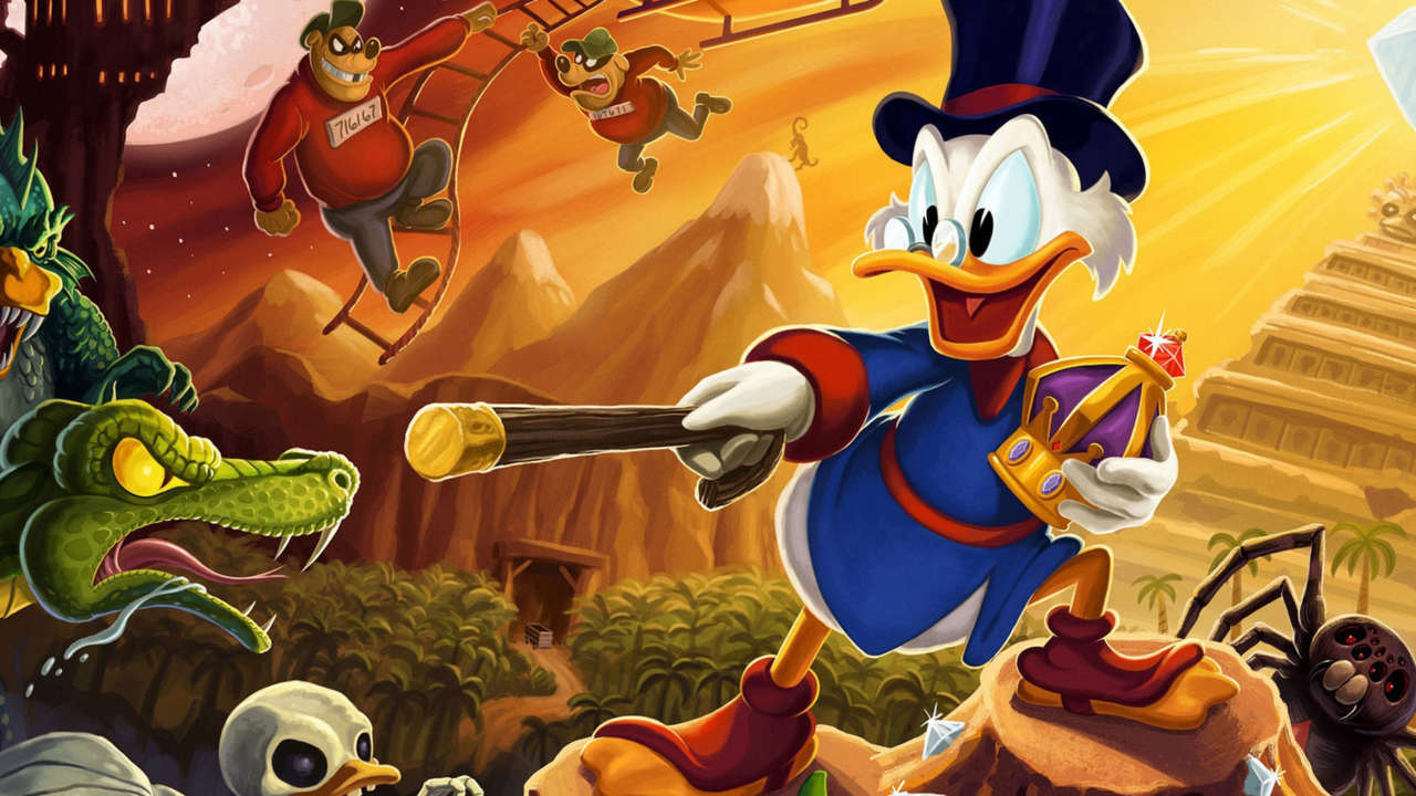 DuckTales Delisted