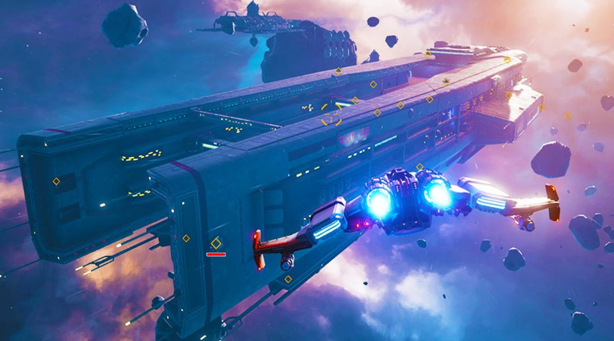 Everspace 2 announced