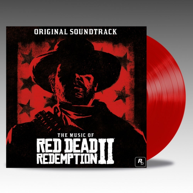 Grab a Copy of Red Dead Redemption 2's Soundtrack on Vinyl Next Month