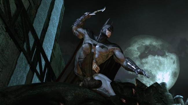 batman arkham asylum 10th anniversary