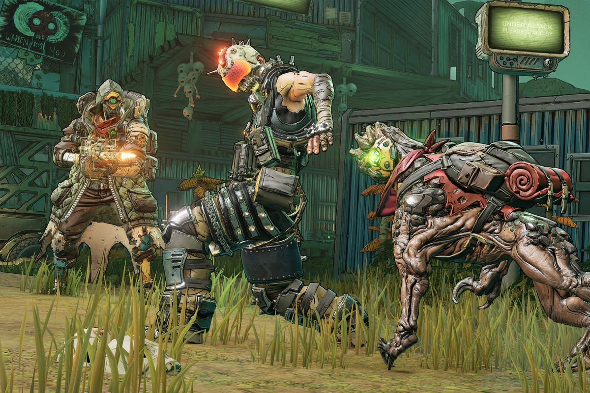 Borderlands 3 Will Include More Variety In Mission Types Than Previous Installments