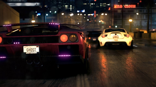 need for speed announcement