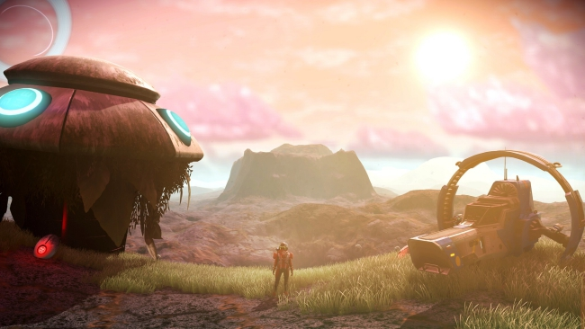 Upcoming No Man's Sky Patch Will Increase Blaze Javelin and Infra-Knife Accelerator Powers