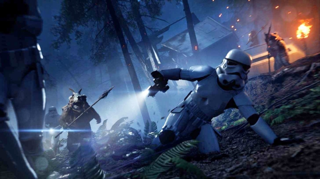 star wars battlefront 2 single player